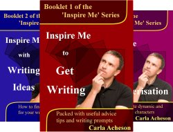 Get help with your fiction writing with this bundle pack of three great kindle guides, for less than £3.00!